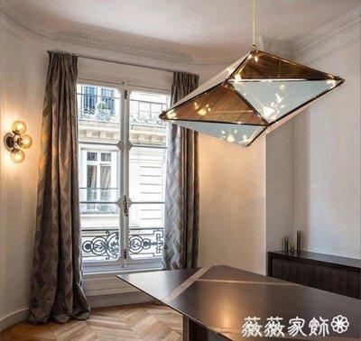 吊燈 北歐餐廳吊燈後現代簡約客廳吊燈創意樣板房酒吧咖啡廳設計師吊燈 MKS