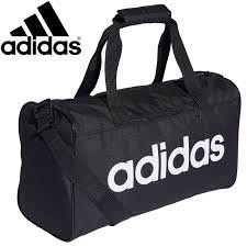 【鞋印良品】愛迪達 ADIDAS LIN CORE DUF XS DT4818 黑 運動 側背 手提 旅行包 小裝備袋