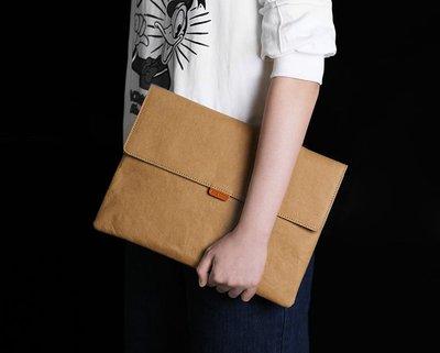 KINGCASE (現貨) Acre Swift 3x 14吋 牛皮紙電腦包筆電包保護包牛皮紙