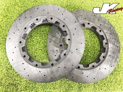 JK Racing 碳纖維 陶瓷碟盤 BREMBO ZL1 18Z GT系列 六活塞卡鉗用 380mm 陶碟 陶瓷煞車