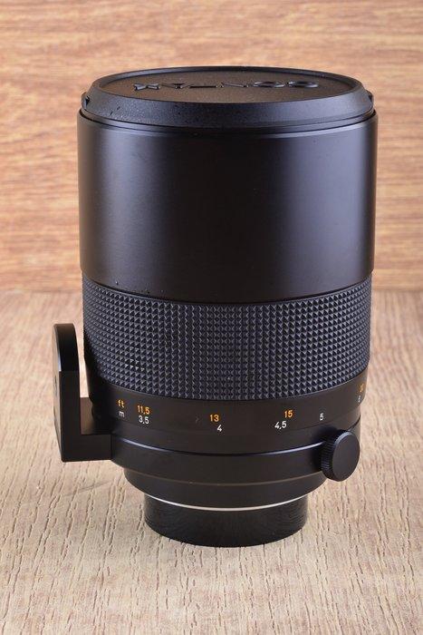 【高雄品光攝影】Contax Carl Zeiss T* Mirotar 500mm F8 反射鏡 #30081J