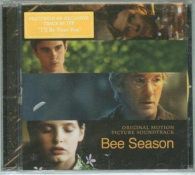 """[原聲帶-B]-""""拼出真愛(Bee Season)""""- Peter Naschel,全新美版(29)"""