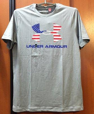 現貨 UA Charged Cotton Sportstyle Logo T-Shirt Under Armour 台北市