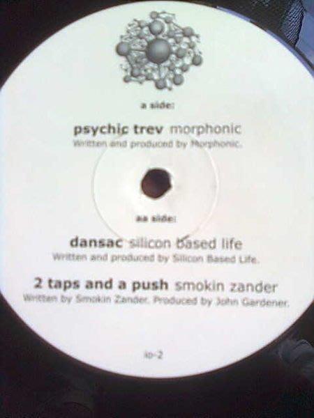 [狗肉貓]_ Morphonic  Silicon Based Life Smokin Zander_LP