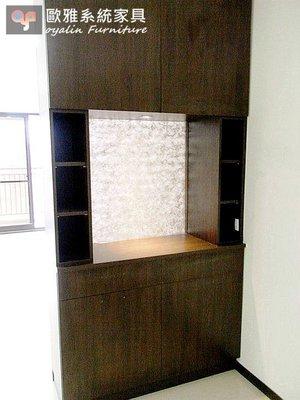 系統家具玄關櫃/歐雅系統家具/系統家具櫥櫃/系統家具廚具/系統家具收納櫃 原價40810特價28567