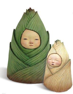 TTF日本雕塑藝術家 中村萌 Moe Nakamura BAMBOOSHKA