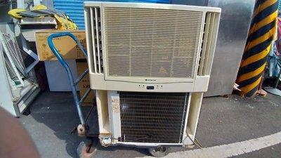 高雄屏東萬丹電器醫生 中古二手 日立窗型冷氣 自取價9800