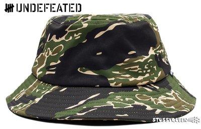 【超搶手】 全新正品 2016 最新 UNDEFEATED REGIMENT BUCKET HAT 迷彩 漁夫帽