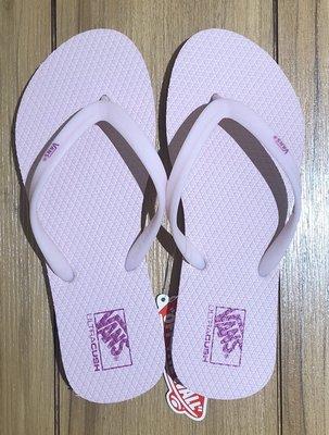CHIEF' VANS 美版 MAKENA 粉紅色 夾腳拖 人字拖 拖鞋 22.5~24.5cm 女