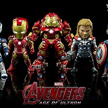 Kids Logic Kids Nations SF05, Avengers:Age Of Ultron