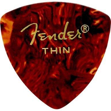 【硬地搖滾】399免運! FENDER 原廠 PICK 木吉他專用 acoustic guitar pick