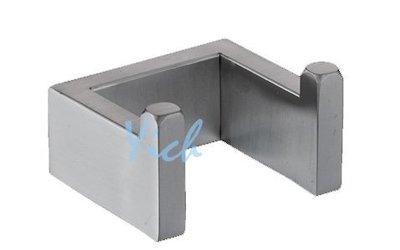 『MUFFEN沐雰衛浴』YR-506 簡約設計 毛絲髮絲霧面 304不鏽鋼 不銹鋼 掛衣鉤 衣勾 衛浴室配件