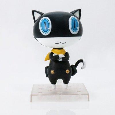 【紫色風鈴3.3】Persona5 Q版粘土女神異聞錄5 謎之黑貓摩爾加納盒裝 港版
