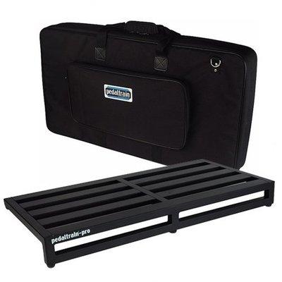 ☆ 唐尼樂器︵☆ Pedaltrain Classic Pro 專業效果器板+袋(81.2x40公分)(全系列進駐唐尼)