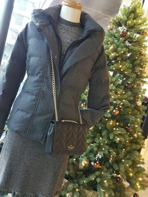 [ RainDaniel ] DUVETICA 義大利品牌 Down Jacket 超顯瘦羽絨外套