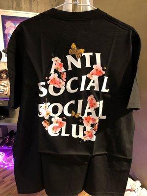 Anti social social club 全新款未穿 large 正品 購於官網