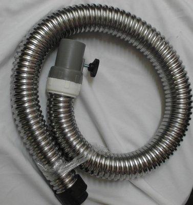 流理台白鐵排水管 白鐵軟管 不銹鋼流理台排水管 流理台軟管 #430 長4尺~ecgo五金百貨