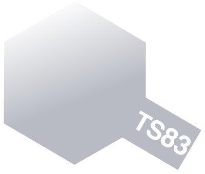 ** RC 小舖 ** TAMIYA 85083 田宮噴漆 TS83 金屬電鍍銀色
