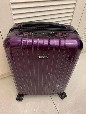 【專櫃$27,200】 德國RIMOWA SALSA AIR LIMBO 21吋另TOPAS登機箱鋁鎂合金4輪旅行李箱登機salsa SPORT AIR