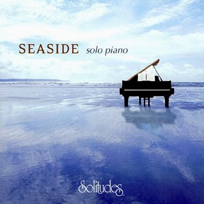 音樂居士*Richard Evans - Seaside Solo Piano 海邊鋼琴*CD專輯