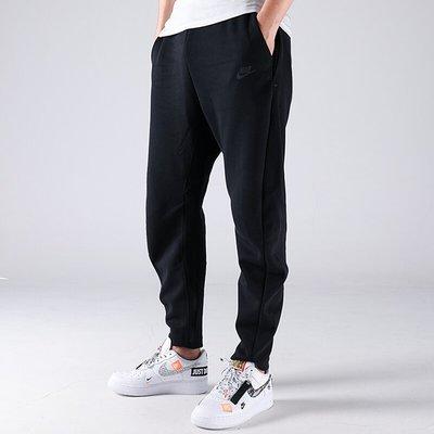 【Footwear Corner 鞋角 】Nike As M Nsw Tch Flc Pants Black 運動長褲