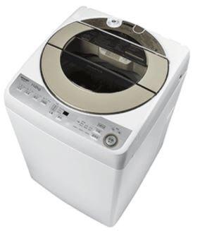 SHARP 夏普 12公斤 無孔槽 變頻直立式洗衣機 * ES-ASF12T *【歡迎來電議價】