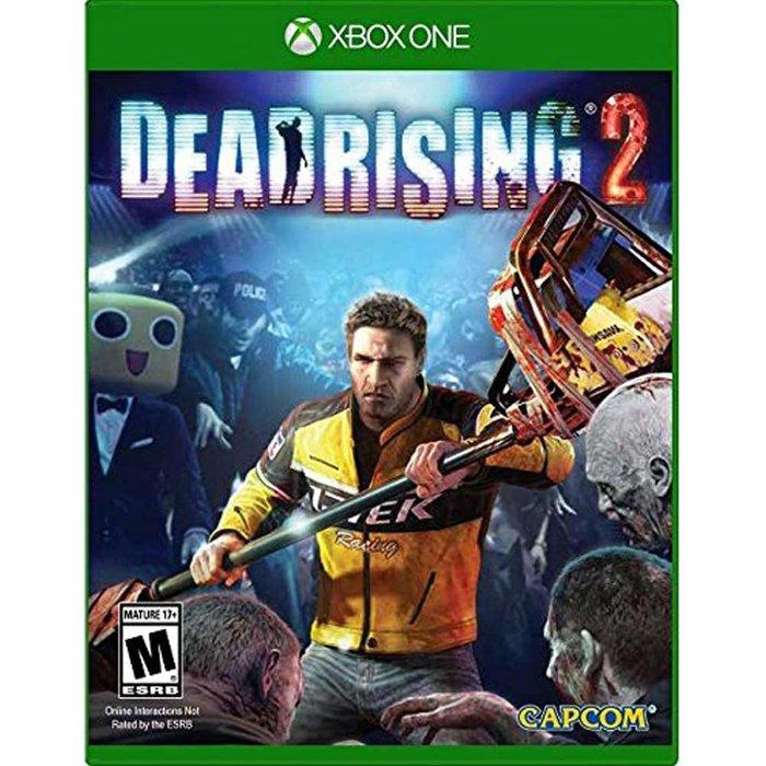 (現貨全新) XBOX ONE 死亡復甦 2 英日文美版 Dead Rising 2