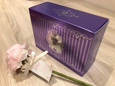⭐全新!!【Anna Sui】魔幻水精靈化妝棉60片/盒 (保證專櫃貨)~另售唇膏眼影唇蜜巧魔梳子