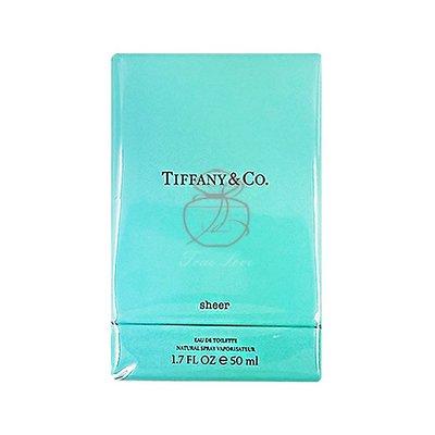 蒂芬妮 TIFFANY&CO. 晶淬女性淡香水 50ML【岡山真愛香水化妝品批發館】