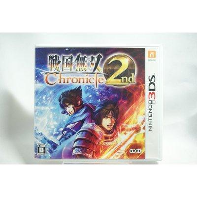 [耀西]二手 純日版 任天堂 3DS N3DS 戰國無雙 編年史 2