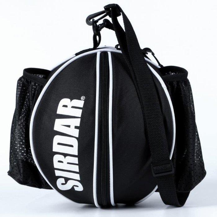單肩手提籃球包訓練運動背包籃球袋網兜足球排球網帶袋包
