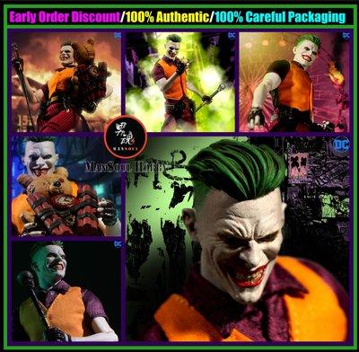 男魂 預訂 11-12月 可順豐 小丑 蝙蝠俠 Mezco One: 12  The Joker Clown Prince of Crime Editor