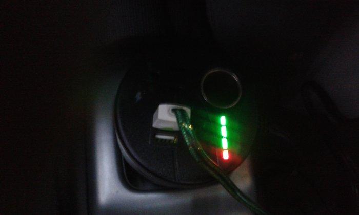 CARSCAM行車王 智能車用電源轉換器