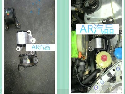 [AR汽品]K8 EK 手排強化單凸 雙凸鋁合金引擎腳 HASPORT 另有EG B18C B16A