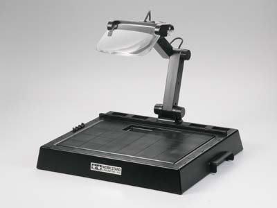 TAMIYA 田宮 製作模型 工作台 工作臺 附放大鏡 LED燈 74064