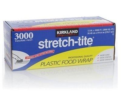 (漾霓)-代購~ Kirkland 科克蘭 保鮮膜 30.48公分 X 914.4公尺-177300(代購商品 下標詢問