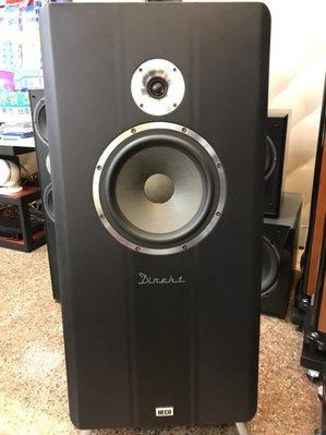 Heco Direkt 低音反射式喇叭 年終大降價 展示出清 標價為一支 新店音響
