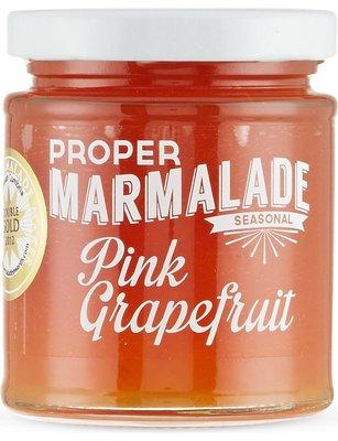[要預購]英國代購 英國THE PROPER MARMALADE COMPANY 粉紅葡萄柚果醬 227g