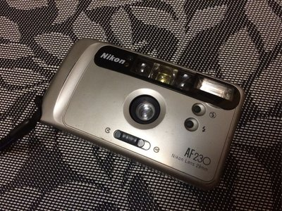 中古 日本製 Nikon AF230