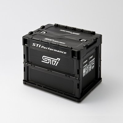 【JP.com】日本空運代購 SUBARU STi Performance 折疊收納箱(S) 日本製