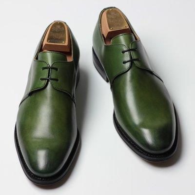 西班牙手工鞋 Berwick 1707 德比鞋 3769