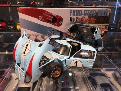 吉華科技@ 1/18 ACME FORD GT40 MKII NO.1 Le Mans 1966
