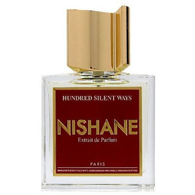Nishane 妮姍 Hundred Silent Ways Extrait De Parfume 沉默不語香精 50ml TESTER