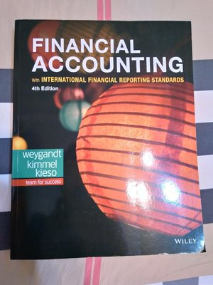 Financial Accounting with International Financial ReportingStandards 4/e