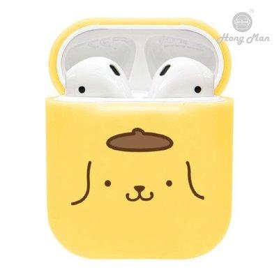 正版授權 Sanrio 三麗鷗 AirPods / AirPods2 硬式保護套 - 布丁狗