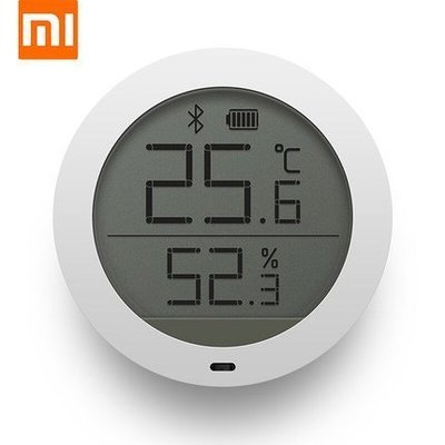全人類購物空間--小米 米家藍芽溫濕度計家用室内嬰兒房高精度智慧電子温度濕度計 台中市