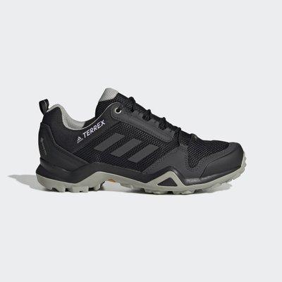 南◇2020 6月 ADIDAS TERREX AX3 GORE-TEX 防水 登山 健走鞋 黑色 EF3510