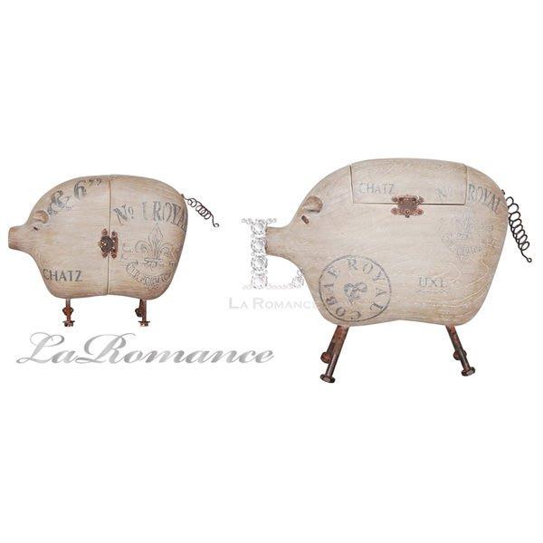 【芮洛蔓 La Romance】德國 Heidi 童趣家飾 - 小豬置物盒 (小) / 鄉村風 / 小孩、兒童房