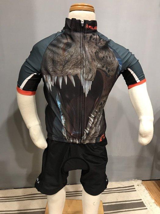 【ILPALADINO】兒童車衣 :: 恐龍