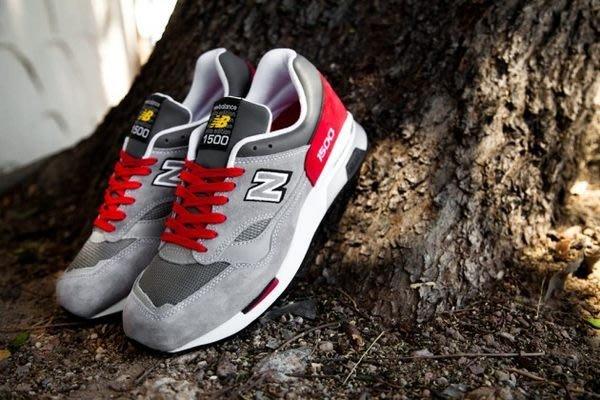 【美國鞋校】現貨 NEW BALANCE CM1500RG 慢跑鞋 跑步鞋 灰紅配色 海外限定 USA